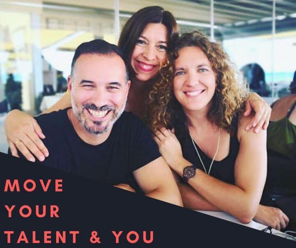 Move Your Talent Sesiones